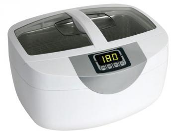 Nettoyeur à ultrasons avec minuteur 2.6 L