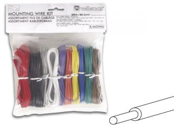 Assortiments de fils de câblage rigide