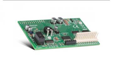 Shield Oscilloscope et analyseur logique pour RASPBERRY PI
