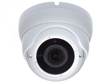 Caméra multi protocoles HD-TVI/CVI/AHD/ analogique éxtérieur dôme zoom varifocal 1080P