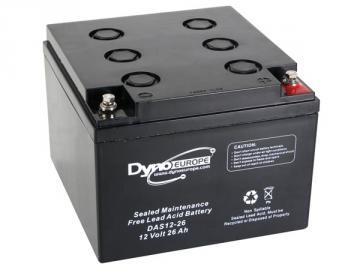 Batterie Acide-Plomb 12V 26Ah