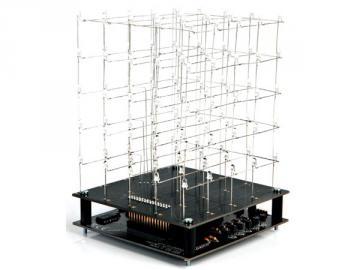 Cube à leds 5 x 5 x 5