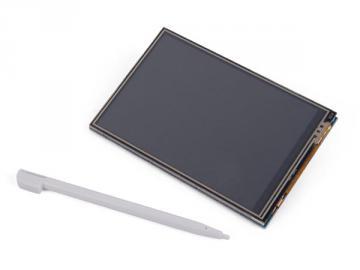 """Ecran couleur tactile 3.5"""" pour RASPBERRY PI"""