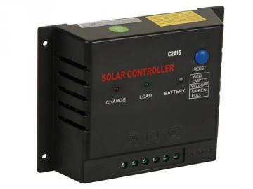 Régulateur solaire 10A 12/24V SOL10UC2