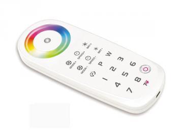 Télécommande multizone RF pour contrôle RVBW LED