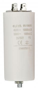 Condensateur de démarrage 40µF 450V