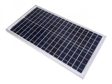 Panneau solaire polycristalin 30w 12V SOL30P