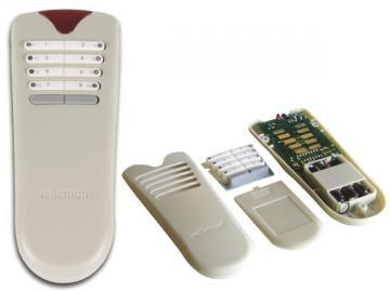 Émetteur infrarouge à 15 canaux