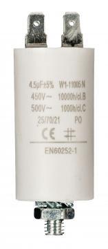 Condensateur de démarrage 4.5µF 450V