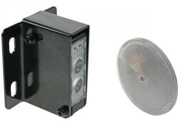 Capteur photoélectrique avec réflecteur,10 m