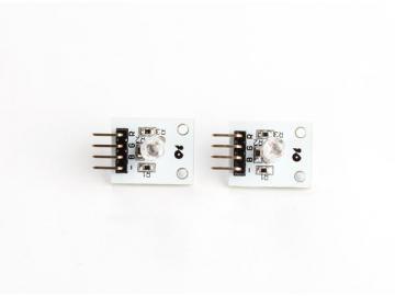 Module LED RVB compatible ARDUINO 2 pièces