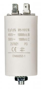 Condensateur de démarrage 12µF 450V