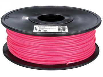 Bobine de PLA 3mm 1Kg pour imprimante 3D / Rose
