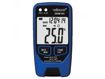 Enregistreur de données thermique et humidité