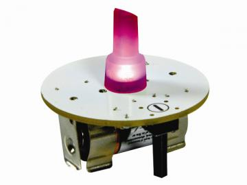 Bougie électronique RVB