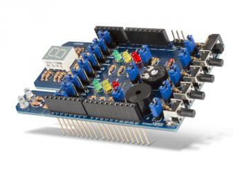 Shield STEM en kit pour ARDUINO
