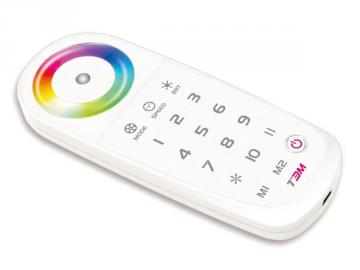 Télécommande multizone RF pour contrôle RVB LED
