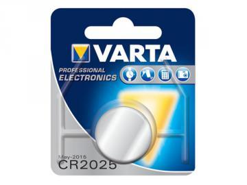 Pile Lithium CR2025 3V