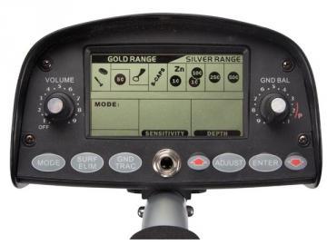 Détecteur de métaux CS400