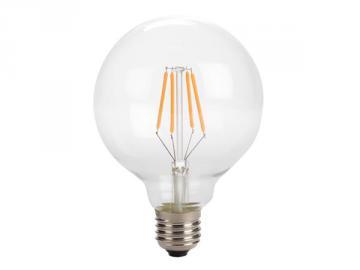 Ampoule LED filament E27 4W G95