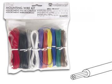 Assortiments de fils de câblage souple