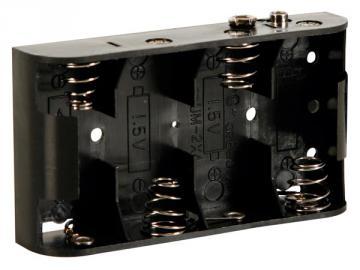 Coupleur de pile 4 x C LR14