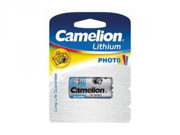 Pile Lithium CR123A 3V 1300mAh