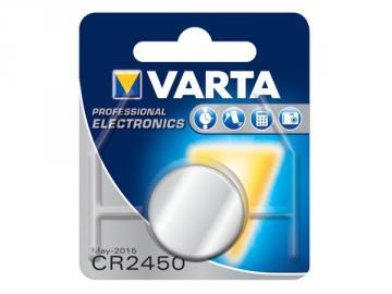 Pile Lithium CR2450 3V