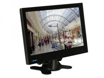 """Moniteur 10"""" LCD VGA 16:9"""