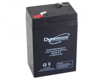 Batterie Acide-Plomb 6V 4.5Ah