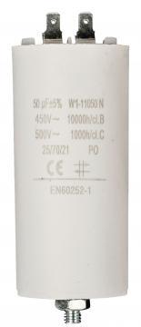 Condensateur de démarrage 50µF 450V