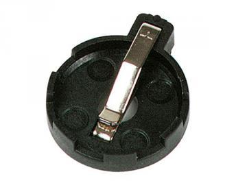 Coupleur de pile lithium plate Ø 19mm CR20xx