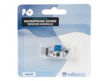 Module microphone capteur sonore compatible ARDUINO