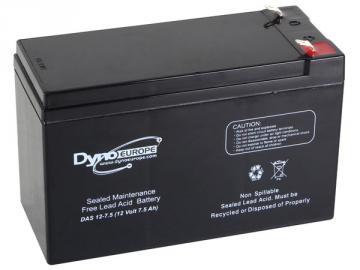 Batterie Acide-Plomb 12V 7.5Ah