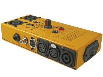 Testeur de câbles audio 10 types