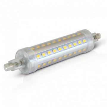 Ampoule LED 10W R7S 230V blanc froid, jour ou chaud