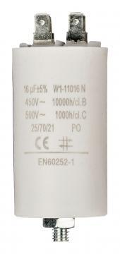 Condensateur de démarrage 16µF 450V