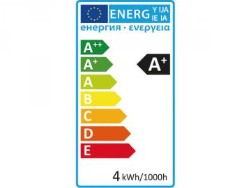 Ampoule LED filament E27 4W G125