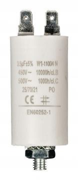 Condensateur de démarrage 3.5µF 450V
