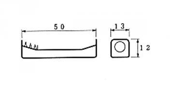 Coupleur de pile 1 x AAA LR3