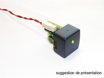 Moniteur de batterie pour voiture