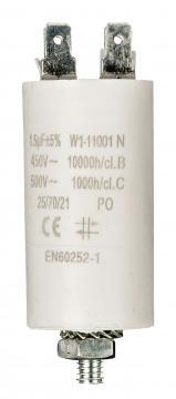 Condensateur de démarrage 1.5µF 450V