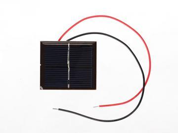 Petite céllule solaire (1V/200mA) SOL3N