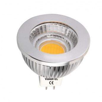 Ampoule LED 6W GU5.3 MR16 12V 3000, 4000 ou 6000°K