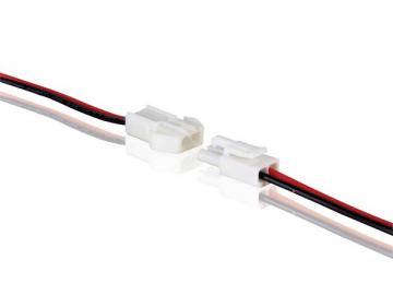 Connecteur 2 pôles